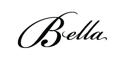 Bella B&W logo
