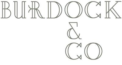 burdock-co.logo