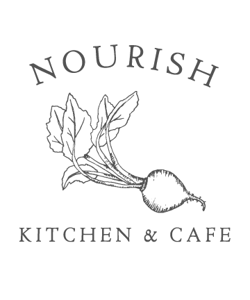 nourish.curved.beet.logo.charcoal