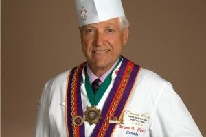 Chef Bruno Marti